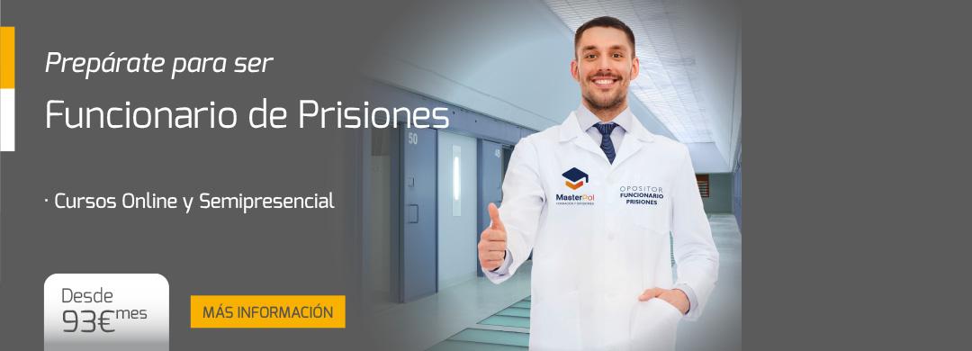 Funcionario de Prisiones