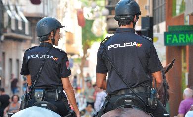 Pruebas Oposiciones a funcionario de Policía Nacional