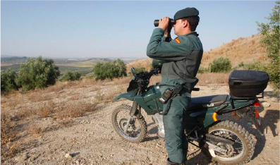 Pruebas Oposiciones a Guardia Civil