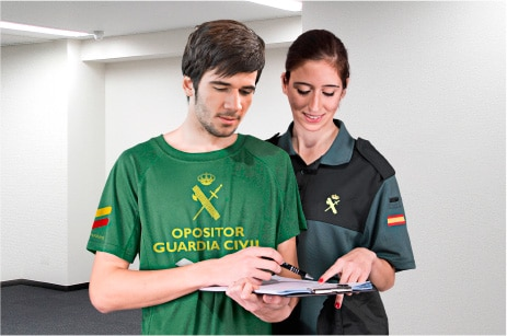Psicotécnino guardia civil