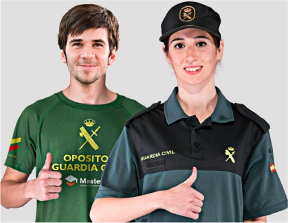 Cómo aprobar examen guardia civil